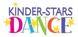 Kinder-Stars Dance Logo