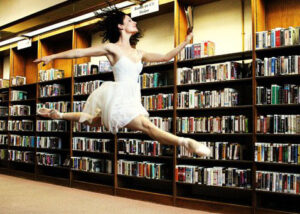 The Dance Corner Library Dancer
