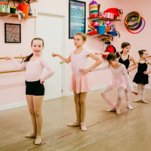 The Dance Corner Elementary