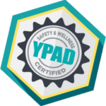 YPAD Certified Logo Rotated
