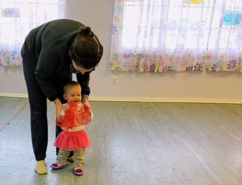 New Session of Baby Dance With Me!